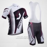 2013 Jersey Scott White And Fuchsia