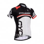 2014 Jersey Fox CyclingBox White And Black
