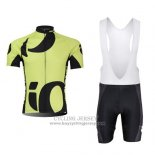 2015 Jersey Pearl Izumi Black And Green