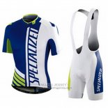 2016 Jersey Specialized Blue And White