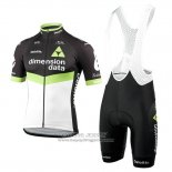 2017 Jersey Dimension Data Green And Black