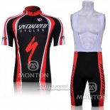 2011 Jersey Specialized Red And Black