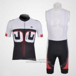 2012 Jersey Giordana White And Black