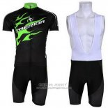 2013 Jersey Merida Black And Green