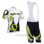 2013 Jersey Pearl Izumi White And Green