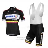 2014 Jersey Colombia Black
