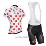 2014 Jersey Tour de France White And Red