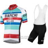 2016 Jersey Bianchi Red And White