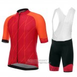 2018 Jersey Santini Ace Red