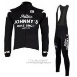 2010 Jersey Johnnys Long Sleeve Black