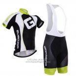 2015 Jersey Giordana Black And White