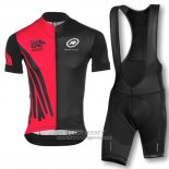2016 Jersey Assos Red And Black