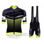 2016 Jersey Santini Black And Yellow