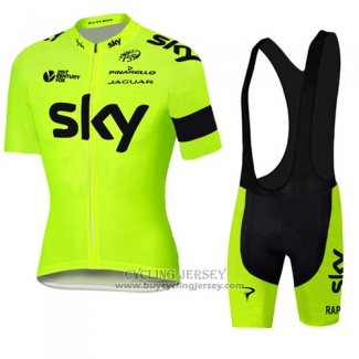 2016 Jersey Sky Yellow