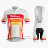 2016 Jersey Trek Bontrager Red And White