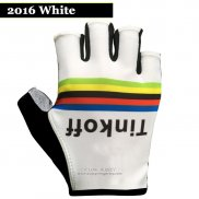 2016 Saxo Bank Tinkoff Gloves Corti White