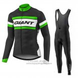 2017 Jersey Giant Long Sleeve Black