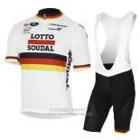 2017 Jersey Lotto Soudal Champion Germania