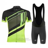 2017 Jersey Pearl Izumi Green And Black