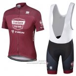 2017 Jersey Strade Bianche Trek Red