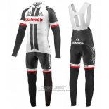 2017 Jersey Sunweb Long Sleeve White