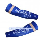2018 Aqua Bluee Sport Arm Warmer