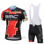 2018 Jersey BMC Black and Red