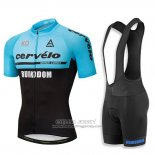 2018 Jersey Cervelo Blue and Black