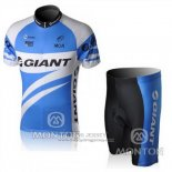 2010 Jersey Giant White And Sky Blue