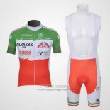 2011 Jersey Giordana Red And Green