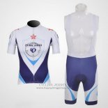 2011 Jersey Pearl Izumi White And Blue