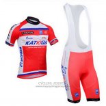 2013 Jersey Katusha White And Red