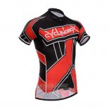 2014 Jersey Fox CyclingBox Red And Black