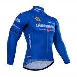 2015 Jersey Giro d'Italia Long Sleeve Blue