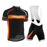 2015 Jersey Orbea Black And Orange