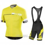 2015 Jersey Specialized Bright Yellow
