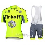 2016 Jersey Tinkoff Yellow