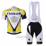2017 Jersey Tinkoff Yellow
