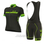 2017 Jersey Women ALE Excel Riviera Black And Green