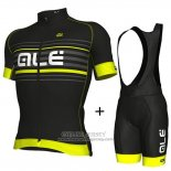 2018 Jersey ALE Black and Yellow