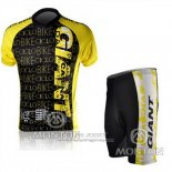 2010 Jersey Giant Black And Yellow