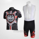 2010 Jersey Rock Racing Black And Red