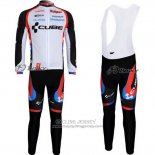 2011 Jersey Cube Long Sleeve Black And White