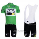 2011 Jersey HTC Highroad Green And White