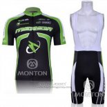 2011 Jersey Merida Black And Green