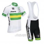2013 Jersey Australia White And Green