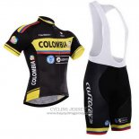 2015 Jersey Colombia Black And Yellow