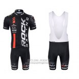 2015 Jersey Rock Racing Black And Red