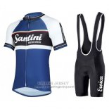 2016 Jersey Santini White And Blue