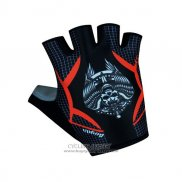 2017 Aogda Gloves Corti Black And Red